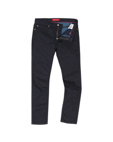 HUGO Mens Blue 734 Skinny Jean
