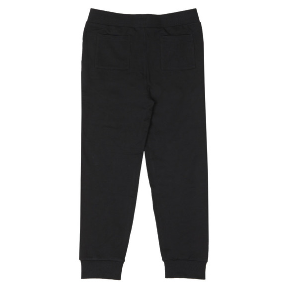 Calvin Klein Jeans Mens Black Institutional Side Jogger main image