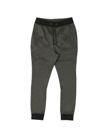 Sik Silk Mens Green Agility Track Pants