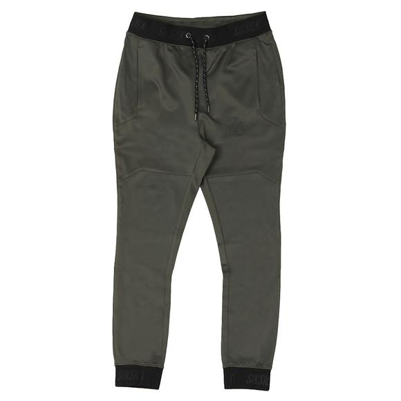Sik Silk Mens Green Agility Track Pants main image
