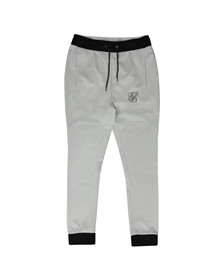 Sik Silk Mens Grey Agility Track Pants