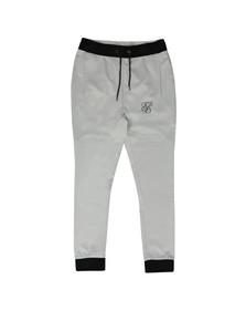Sik Silk Mens Grey Agility Track Pants