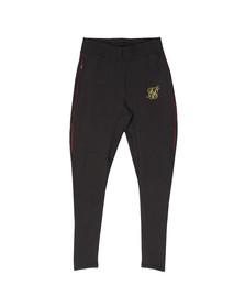 Sik Silk Mens Black Zonal Track Pants