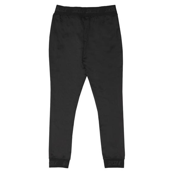 Sik Silk Mens Black Agility Track Pants main image