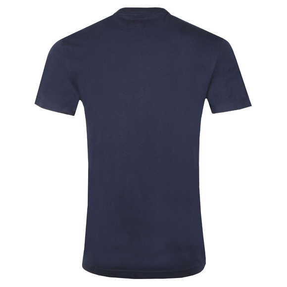 G-Star Mens Blue S/S Graphic Tee main image