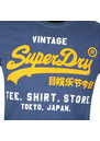 S/S Duo Overdyed Tee additional image