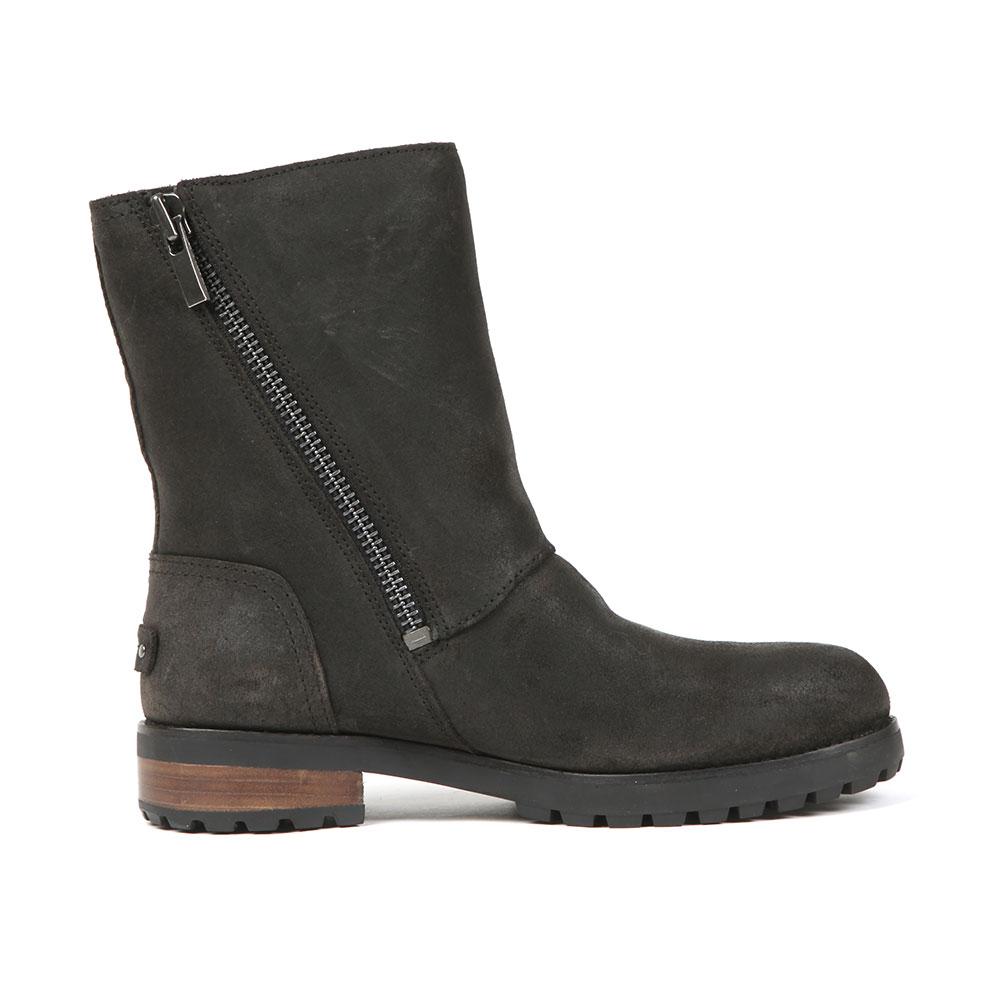 44ea8372eee Womens Black Niels Boot II