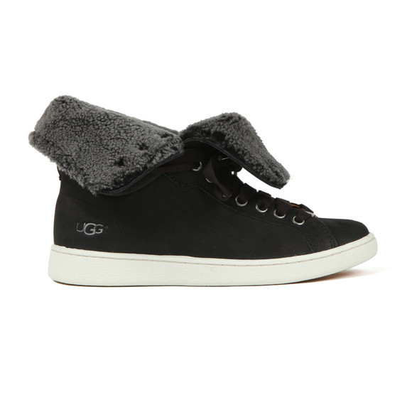 Ugg Womens Black Starlyn Trainer main image