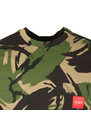 Woven Label Pocket Camo T Shirt additional image