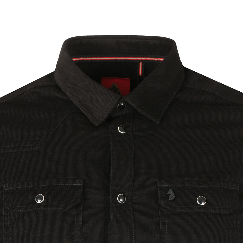 Our Roy LS Popper Fastening Shirt main image