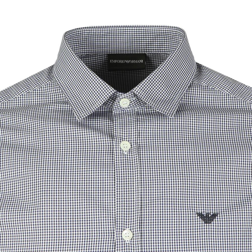 Long Sleeve Check Shirt main image