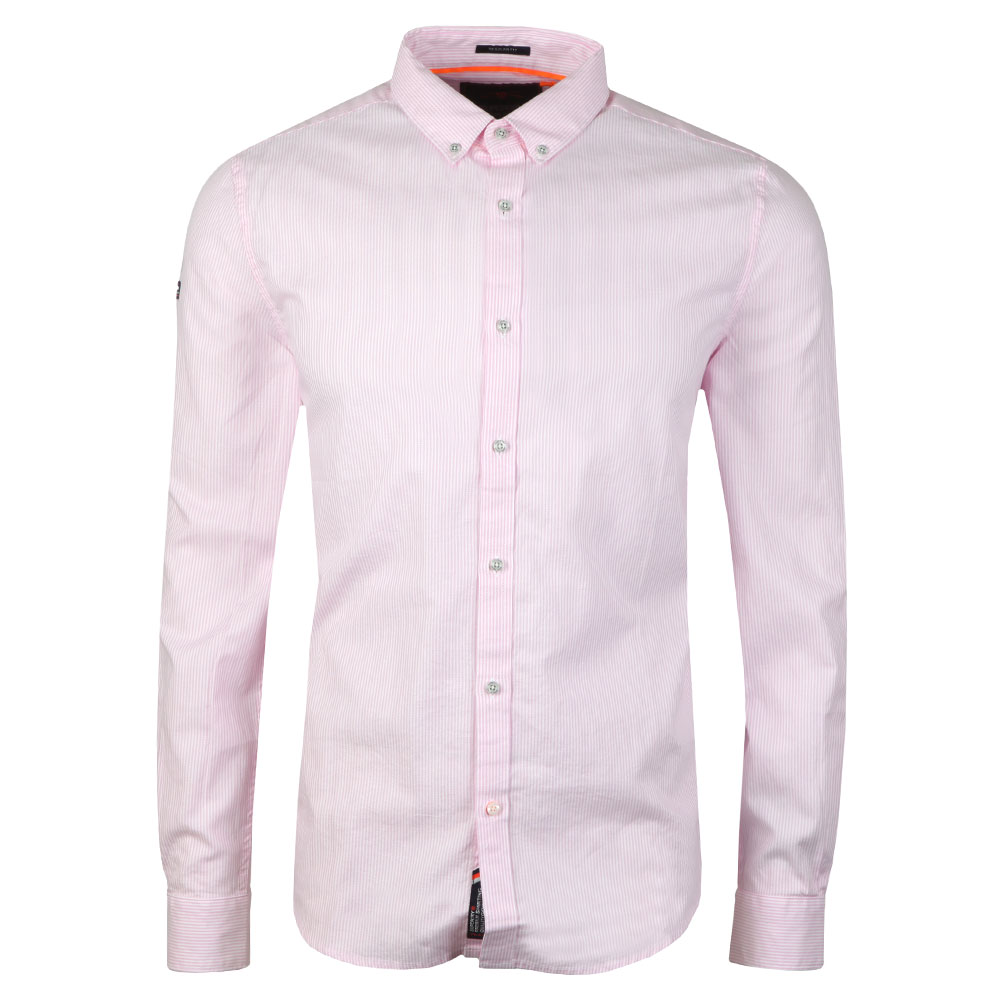 Premium Button Down LS Shirt main image
