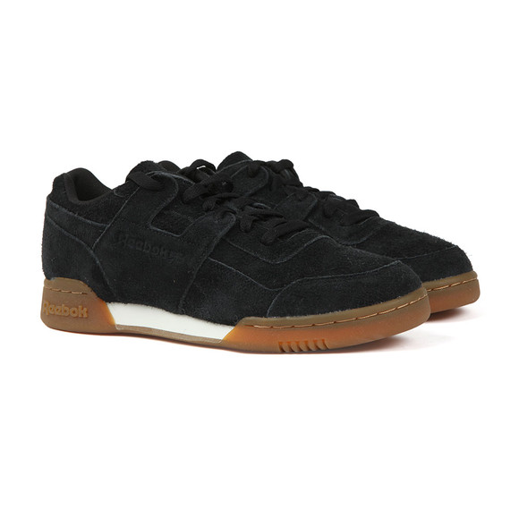 Reebok Mens Black Workout Plus Trainer main image