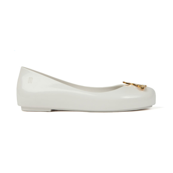 Vivienne Westwood Anglomania X Melissa Girls White Girls Space Love 20 Shoe