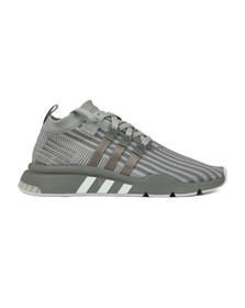 adidas Originals Mens Grey EQT Support Mid ADV PK Trainer