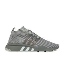 Adidas Originals Mens Grey EQT Support Mid ADV PK Trainer