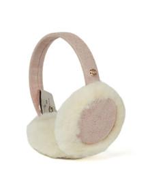 Ugg Girls Metallic Pink Kids Classic Earmuff
