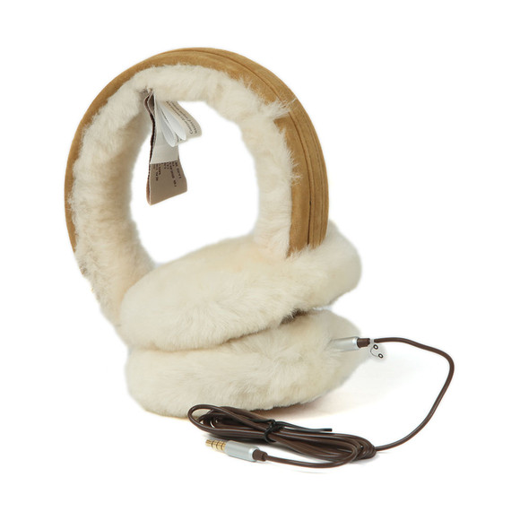 Ugg Womens Brown Classic Tech Earmuff