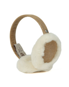 Ugg Girls Metallic Chestnut Kids Classic Earmuff
