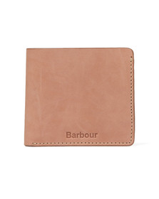 Barbour Lifestyle Mens Brown Artisan Wallet