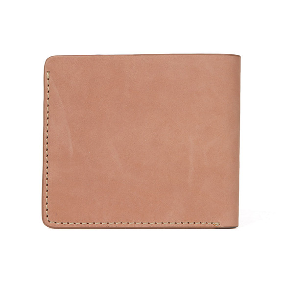 Barbour Lifestyle Mens Brown Artisan Wallet main image