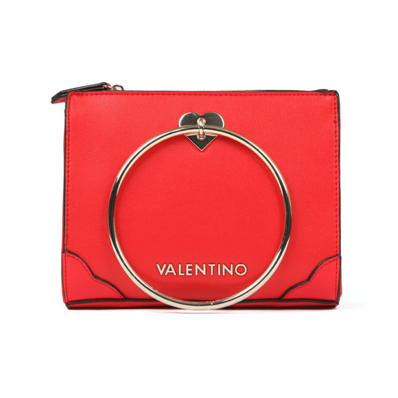 Valentino by Mario Womens Red Aladdin Small Tote main image