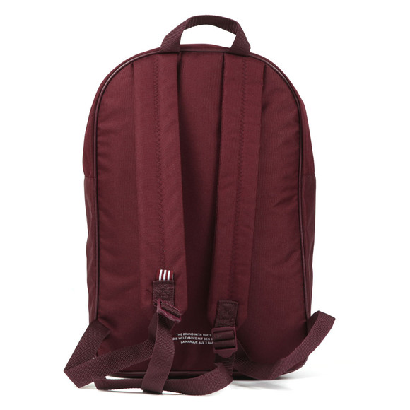 adidas Originals Mens Red BK7125 Backpack main image