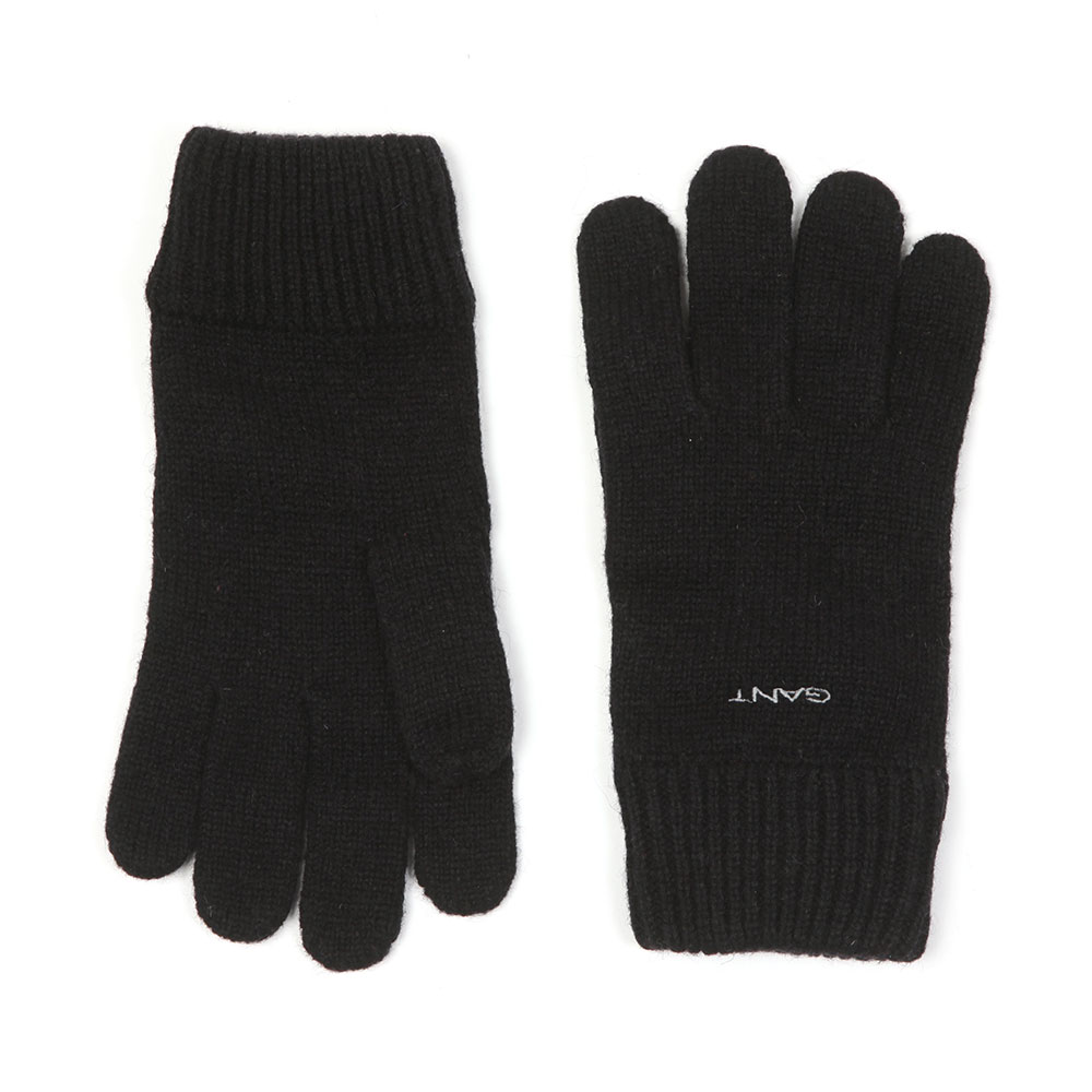 Knitted Wool Gloves main image