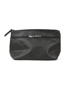 Valentino by Mario Womens Black Sea Winter Soft Cosmetic Case
