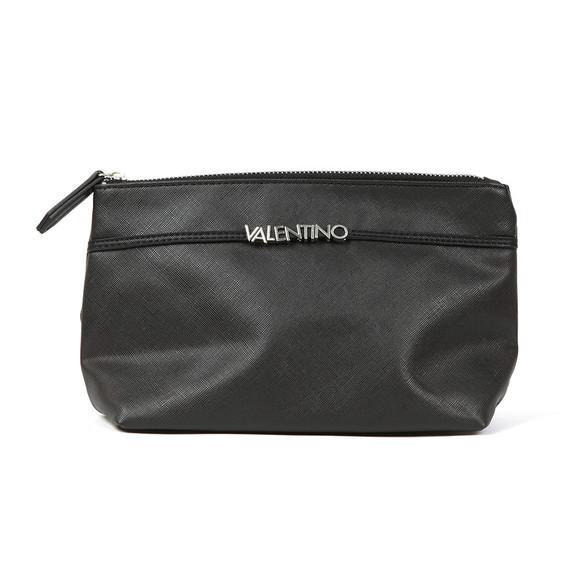 Valentino by Mario Womens Black Sea Winter Soft Cosmetic Case main image
