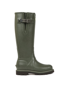 Hunter Womens Green Balmoral 3MM Neoprene Side Adjustable Boot