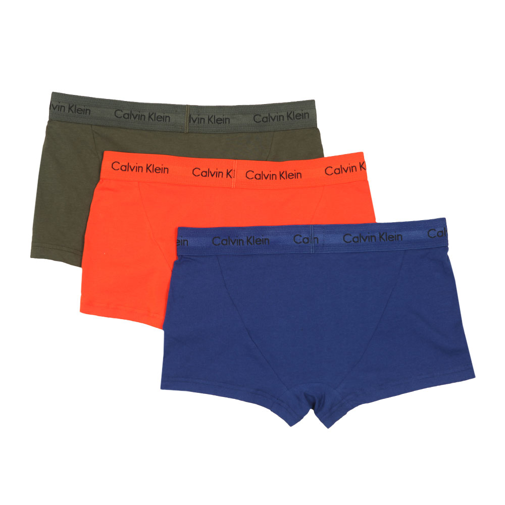 3 Pack Low Rise Trunk main image