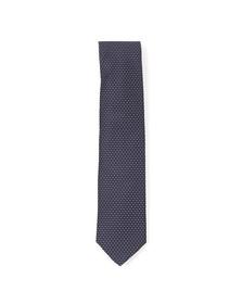 Eton Mens Blue Pattern Tie