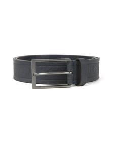 BOSS Bodywear Mens Black Tino Belt