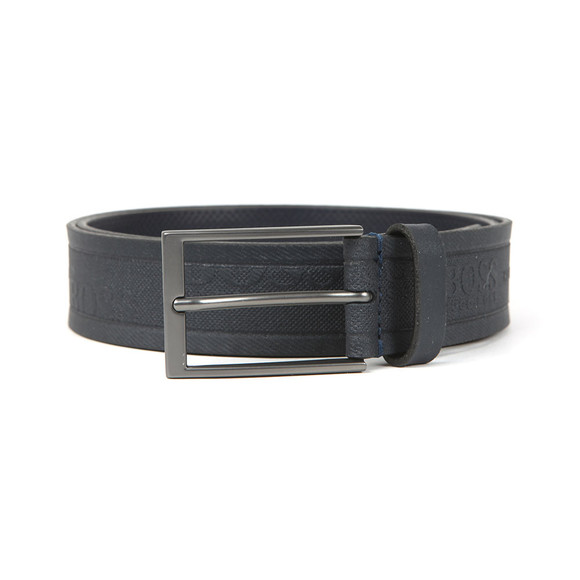 BOSS Bodywear Mens Black Tino Belt main image
