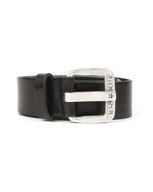 Diesel Mens Black B-Star Belt