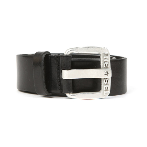Diesel Mens Black B-Star Belt main image