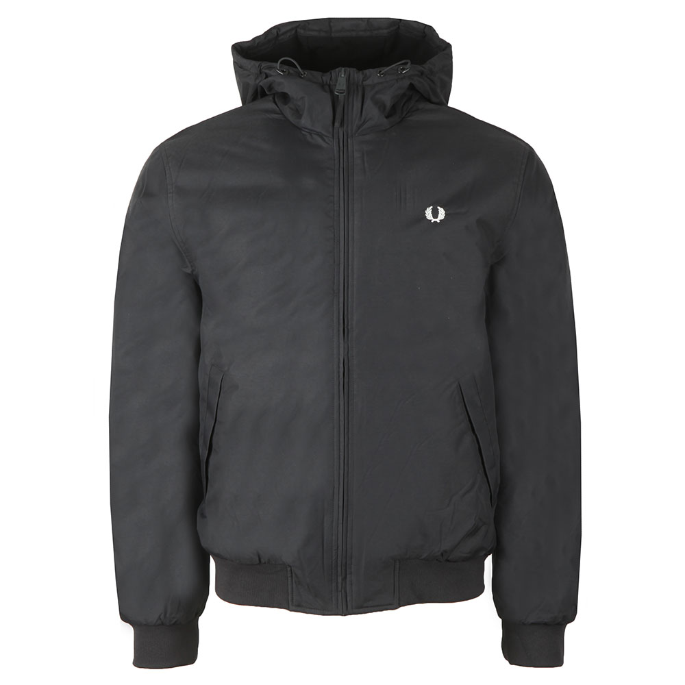 Hooded Padded Brentham Jacket main image