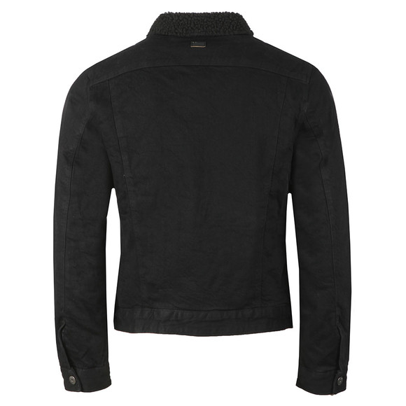 G-Star Mens Black Sherpa Jacket main image