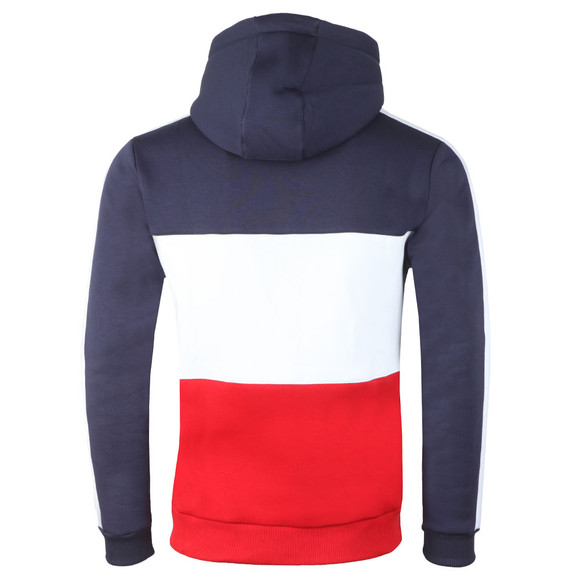 Pre London Mens Multicoloured Byron Tri Colour Hoody main image