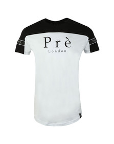 Pre London Mens Grey Eclipse T Shirt