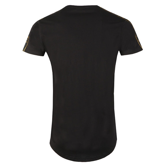 Pre London Mens Black Tape T Shirt main image