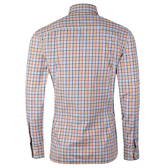 Hackett Mens Multicoloured L/S Langdale Check Shirt main image