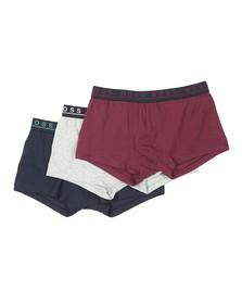 BOSS Bodywear Mens Multicoloured 3 Pack Boxer