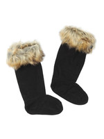 Original Tall Faux Fur Boot Sock