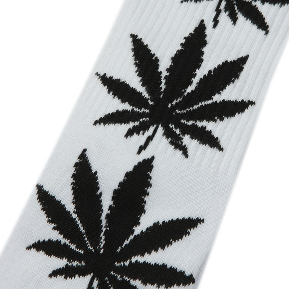 HUF Mens White Plantlife Socks main image