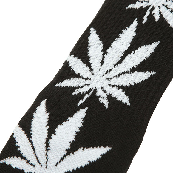 HUF Mens Black Plantlife Socks main image