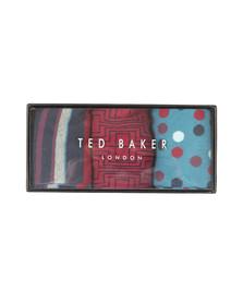 Ted Baker Mens Multicoloured WINTR 3 Pack Box Set