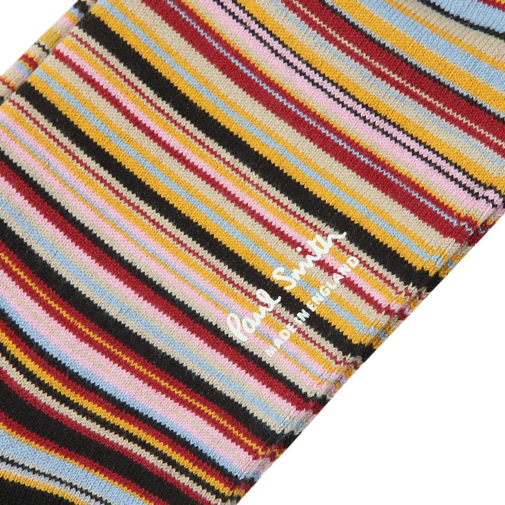 Classic Multi Stripe Sock main image