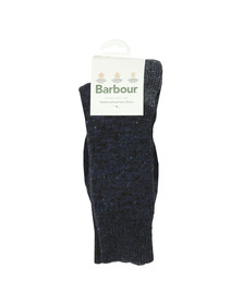 Barbour Lifestyle Mens Blue Kentmere Sock